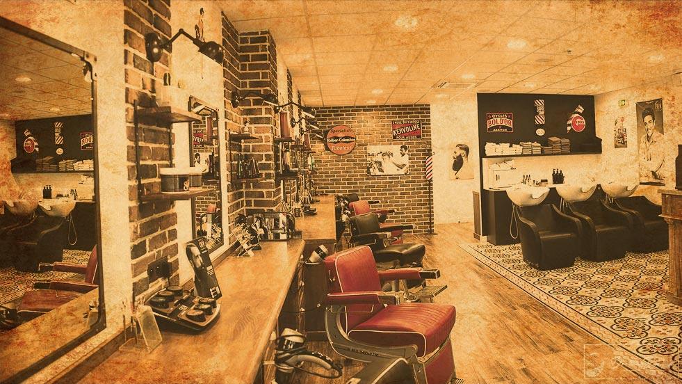 barbershop_coiffeur_barbier_salon_coifman_interieur_entree_cote_gauche_ultra_filtre_ancien